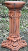 Corinthian style Column Plinth